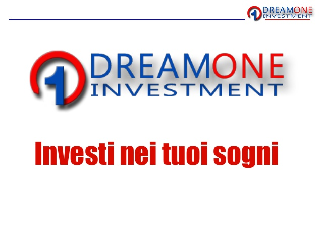 Dream One Investment e la rivoluzionaria Society of 5